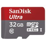 سانديسك SanDisk Ultra 48MB/s With Adapter 32GB Memory Card